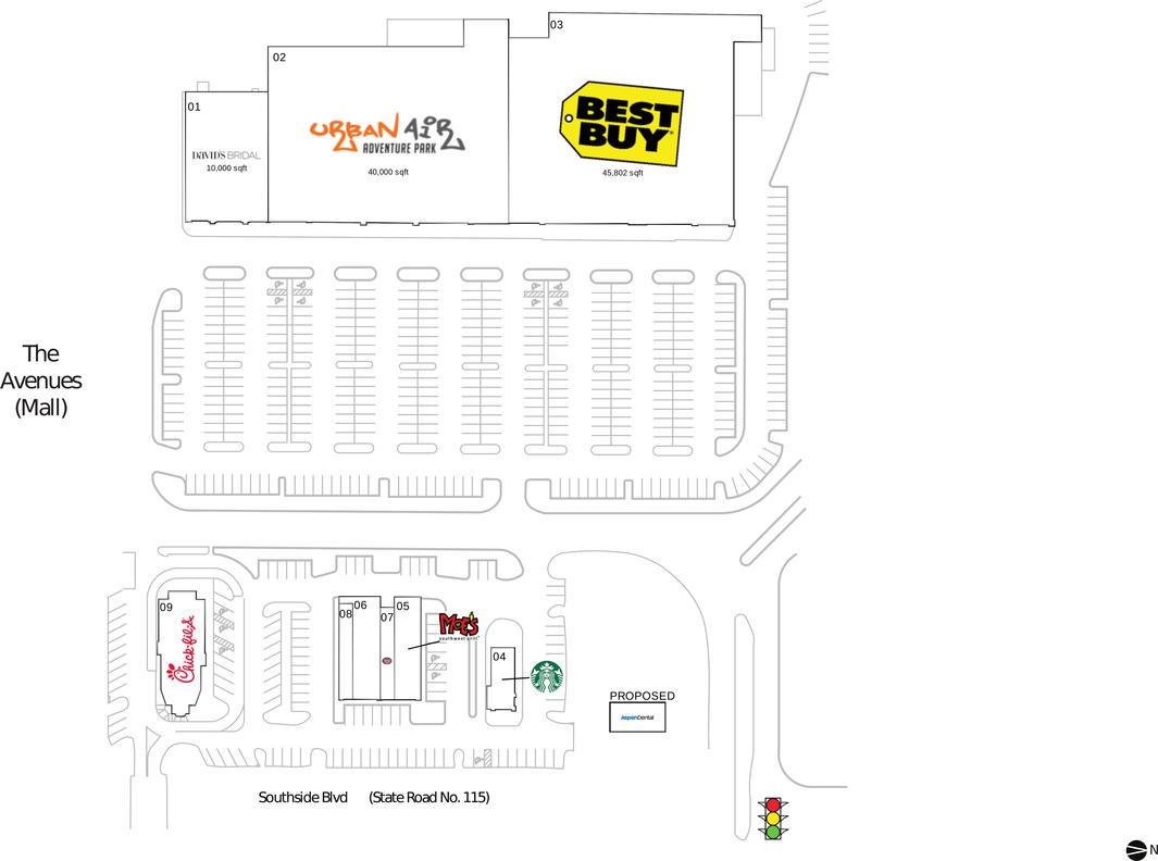 Jacksonville Fl Available Retail Space Amp Restaurant