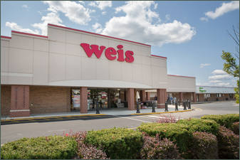 Retail Space Available in Gilbertsville Shopping Center next to Weis