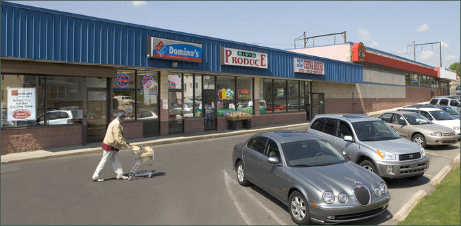 Small Shops and Restaurants for Rent Glenside PA