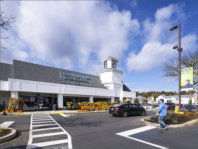 Commercial Space Available PA - Village at Newtown anchored by McCaffrey's Food Markets