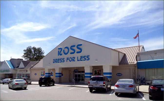Drexel Hill PA - Shopping Center Space for Lease Anchored by Ross Dress For Less