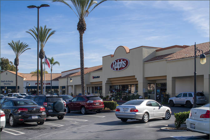 Retail Real Estate San Clemente CA - Ocean View Plaza