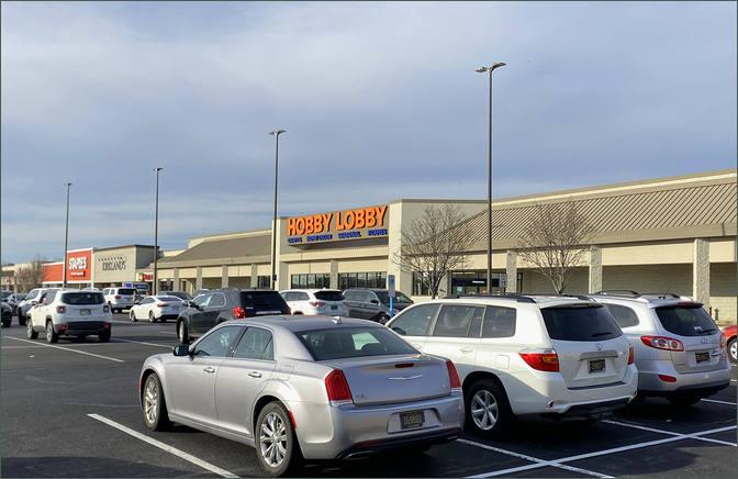 North Dover Center