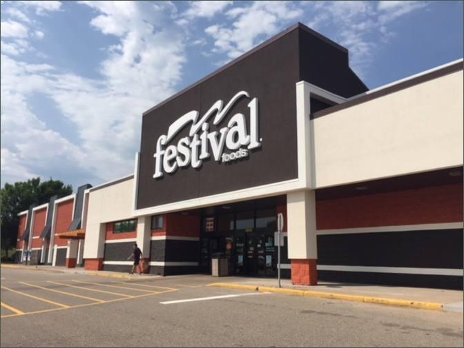 Storefront for Rent White Bear Lake MN - White Bear Hills Shopping Center – Ramsey County