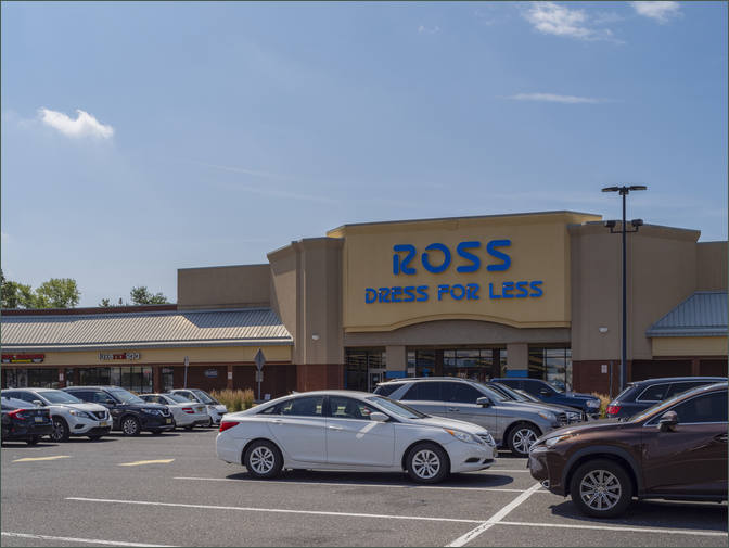 Retail Buildings for Lease Turnersville NJ - Cross Keys Commons – Gloucester County