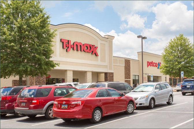 Retail Shop for Lease Simpsonville SC - Fairview Corners I – II – Greenville County