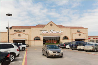 Commercial Leasing Fort Worth TX - Trinity Commons
