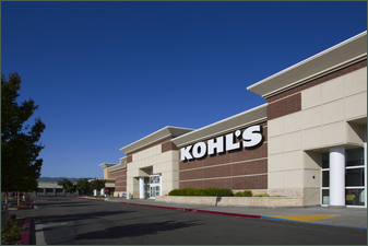 Rent Retail Space Pleasanton CA - Metro 580 with Retailer Kohl's