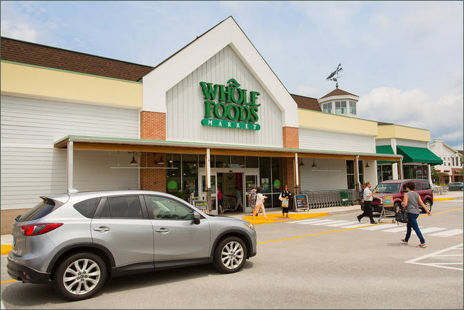 Shop for Rent Glastonbury CT Next to Whole Foods - The Shoppes at Fox Run