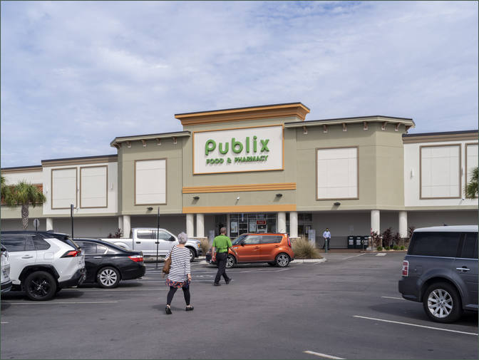 Retail Space for Lease Panama City FL – 23rd Street Station
