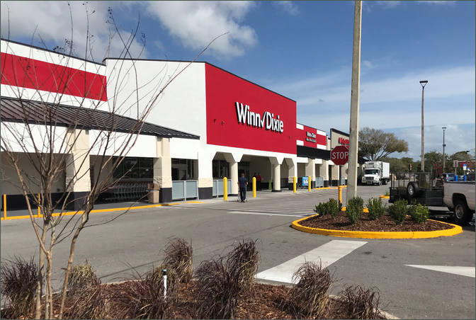Shopping Center Space for Lease - Rutland Plaza - St. Petersburg FL