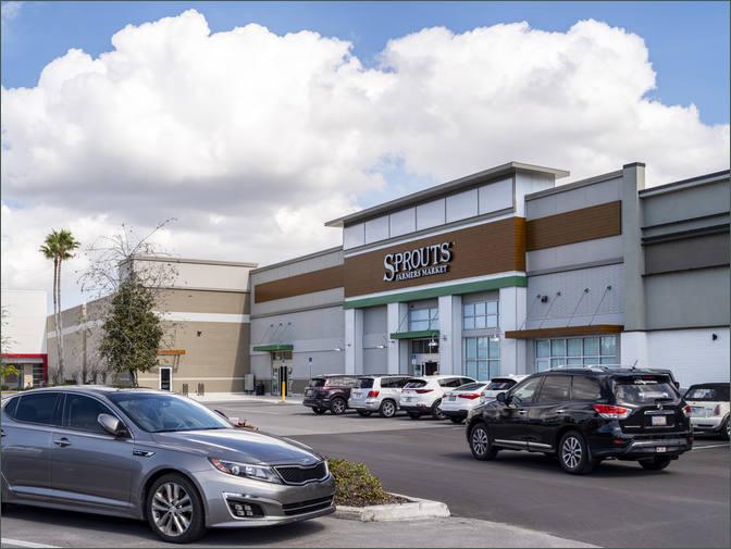 Small Retail Space for Rent Next to Burlington Coat Factory - Seminole Plaza - Florida