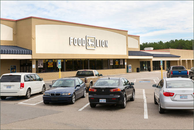 Restaurant Space for Lease Wadesboro NC - Anson Station - Anson County