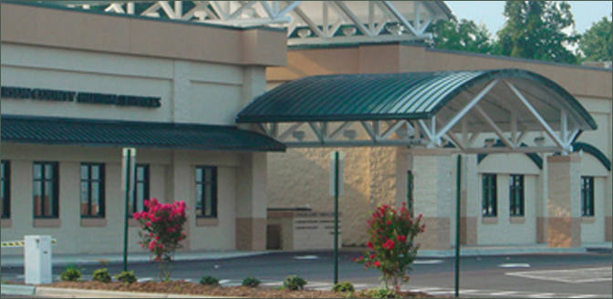 Medical Office Space for Rent - Roxboro Square - Person County North Carolina