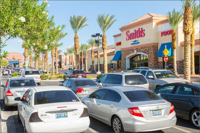 Lease Store Space Las Vegas - Montecito Marketplace