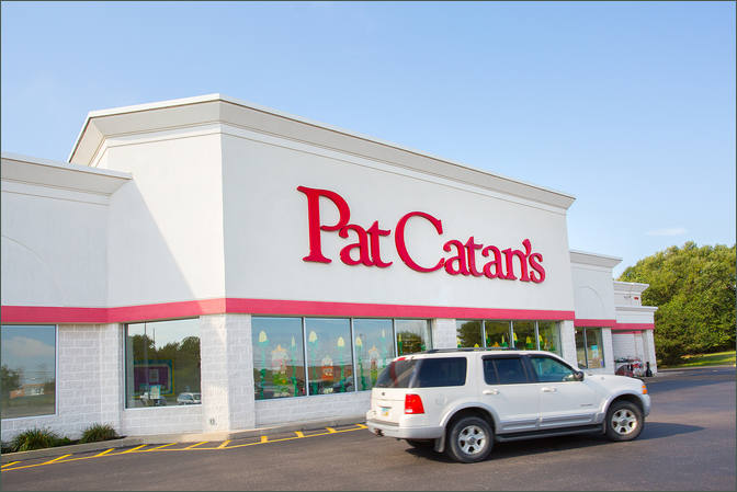 North ridgeville oh available retail space restaurant for Pat catan s craft center