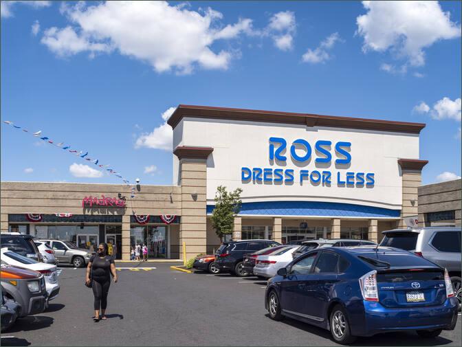 Philadelphia – High Traffic Retail Shopping Center with Ross Dress For Less – Roosevelt Mall