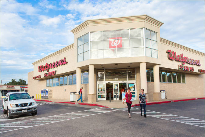 Store Space for Rent Houston TX Next to Walgreens – Braes Link