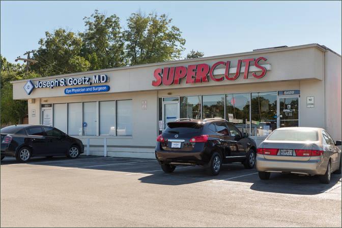 Shopping Center Space for Lease Houston TX - Braes Oaks Center