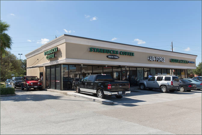 Restaurants & Small Retail Space for Lease Fry Road Crossing