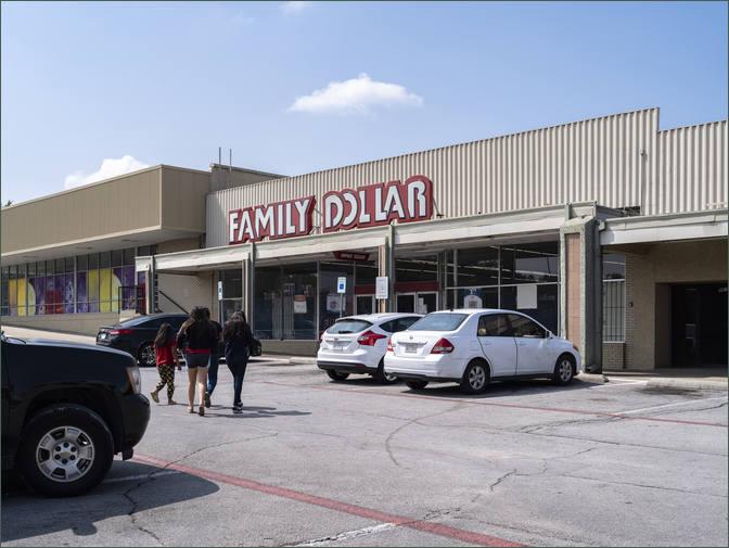 Retail Space for Lease Dallas TX Next to Family Dollar – Jeff Davis