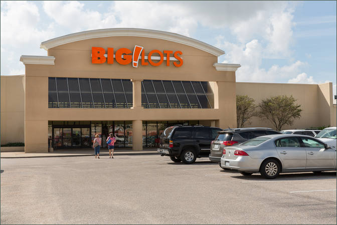 Commercial Spaces for Rent Houston TX Next to Big Lots - Jones Square