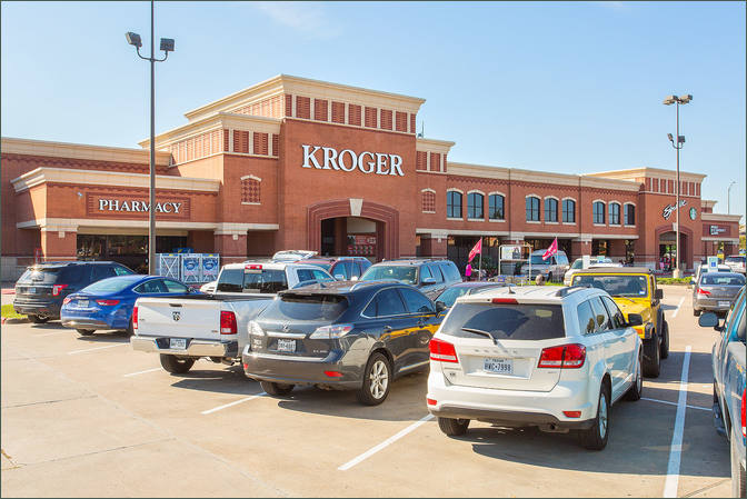 Retail Space for Lease College Station Texas Next to Kroger - Rock Prairie Crossing