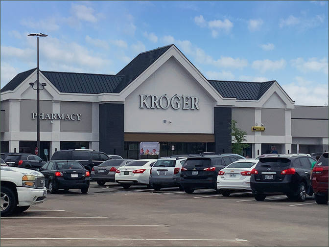Commercial Space for Lease Texas City Next to Kroger