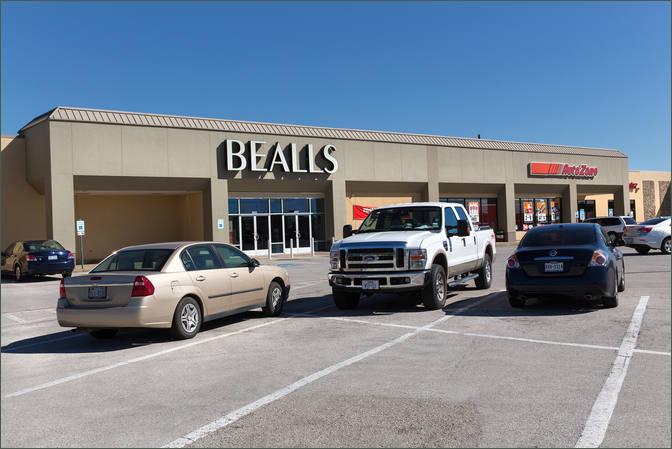 Shops for rent Kaufman TX - Washington Square