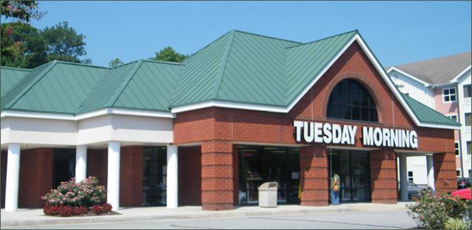 Storefront Property for Rent Newport News VA - Jefferson Green – Virginia