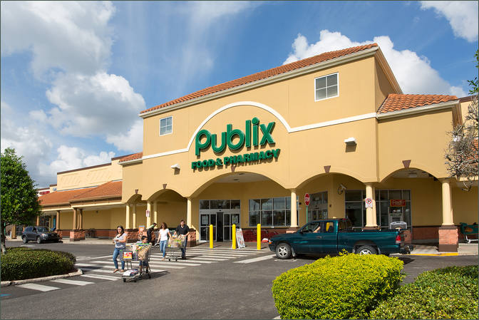 Retail Space for Lease Orlando FL - Conway Crossing