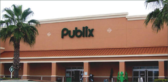Commercial Property for Lease Cape Coral FL next to Publix - Midpoint Center
