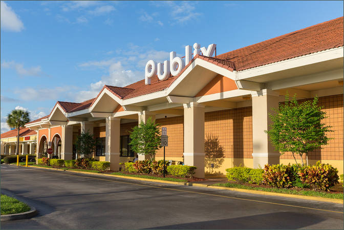 Find Retail Space for Lease Port St Lucie FL Next to Publix - East Port Plaza