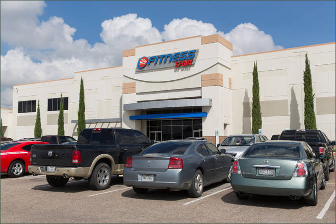 Commercial Space for Rent Houston TX Next to Gym - Orange Grove