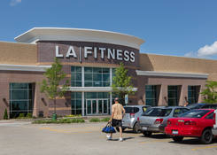 Lease Retail Space Net to Gym Round Lake Beach IL - Rollins Crossing