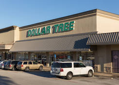 Commercial Space for Lease Fort Worth TX Next to Dollar Tree - Ridglea Plaza