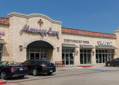Shop Space for Rent Fort Worth TX - Trinity Commons