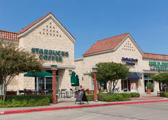 Retail Leasing Fort Worth TX - Trinity Commons