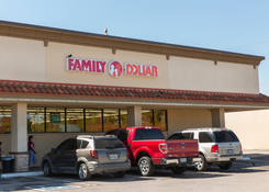 Lease Retail Space Next to Family Dollar - Bellaire TX