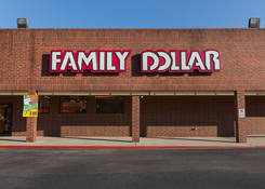 Lease Retail Space Next to Family Dollar