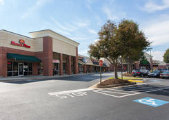 Small Shops for Lease Covington GA