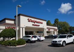 Medical Office Space for Lease Palm City FL next to Pharmacy - Martin Downs Village Center
