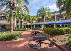 Dental Office Space for Lease St Pete Beach FL - Dolphin Village