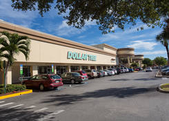 Lease Retail Space St Pete Beach FL Next to Dollar Tree - Dolphin Village
