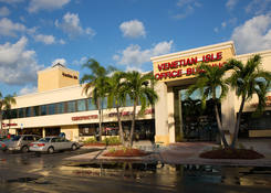 Medical Office Space for Rent Lighthouse Point FL -Venetian Isle Shopping Center