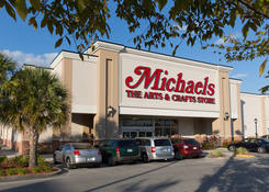 Rent Store Space Brooksville FL Next to Michael's - Coastal Way - Coastal Landing