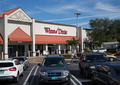 Restaurant Space for Lease St Petersburg FL Next to Grocer -Tyrone Gardens