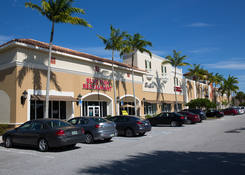 Restaurant Space for Lease Royal Palm Beach FL - Cobblestone Village