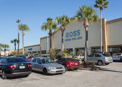 Retail Space for Lease Tampa FL - Ross Plaza
