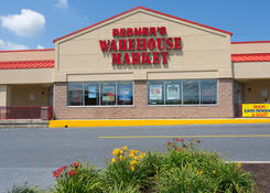 Commercial Space Available in Shopping Center anchored by Redner's Warehouse Market – Whitehall, PA
